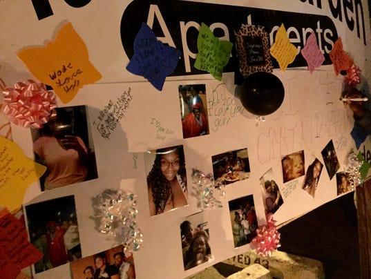 Vigil held for Phoenix woman
