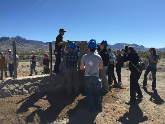 Friends of the Organ Mountains-Desert Peaks 3