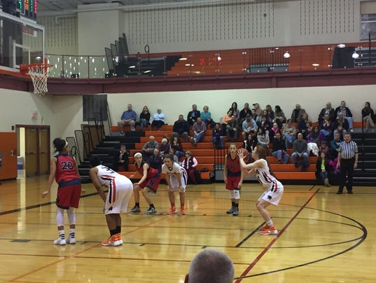 Central York free throw