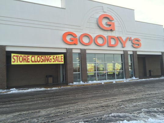 Goodys clothing store online
