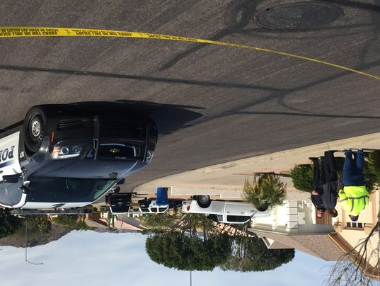 Mesa officer-involved shooting