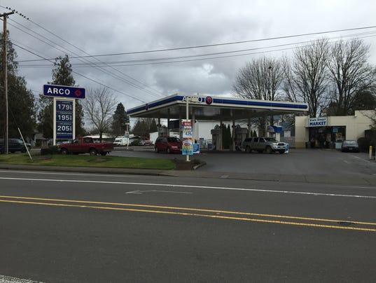 Oregon gas prices