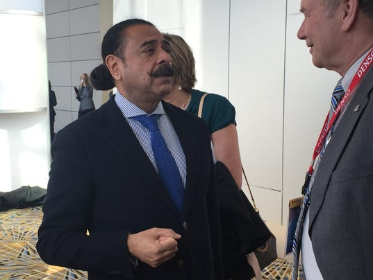 Shahid Khan, owner of Flex-N-Gate