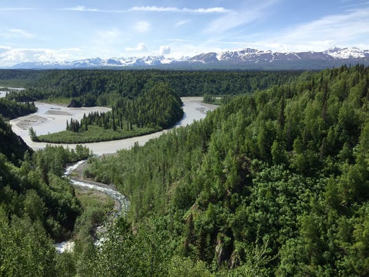 636096437959268794-Views-of-the-Alaskan-landscape-from-the-train-on-the-way-from-Anchorage-to-Denali-National-Park.-Credit-Susan-B.-Barnes.JPG
