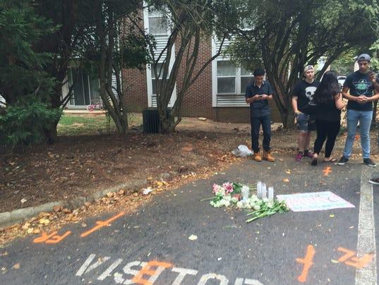 Charlotte police-involved shooting