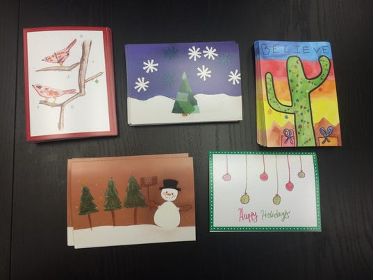 2016 PCH holiday cards
