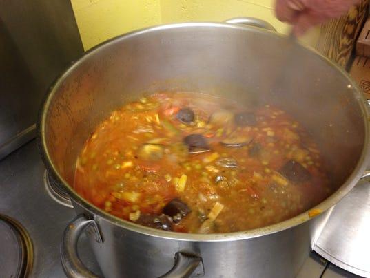Soup file photo