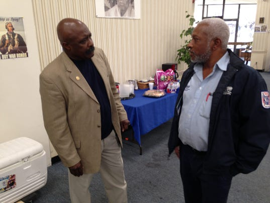 Harrell wins sixth Term with NAACP in Jackson Madison County
