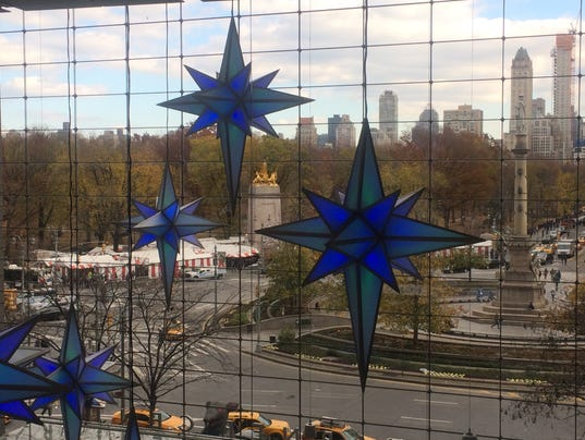 Columbus Circle Holiday Market