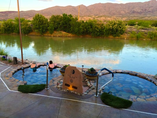 Winter Getaway Hot Springs And Hot Tubs In New Mexico