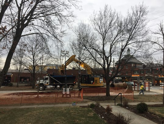 Eastern Parkway Project