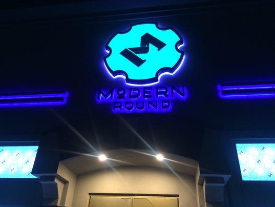 Modern Round