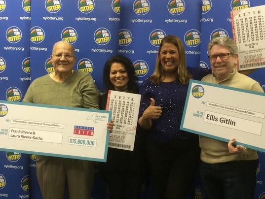 Lottery Winners Rockland