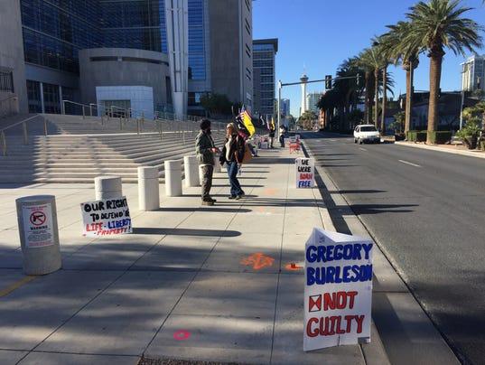 Bundy Ranch trial