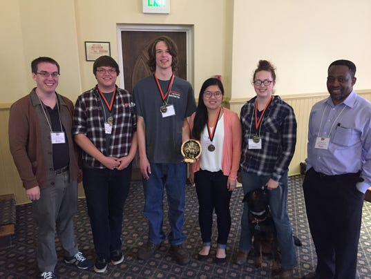 APSU Competition Winners