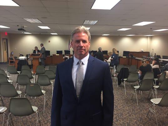 Michael Sullivan Disciplinary Hearings April 2017