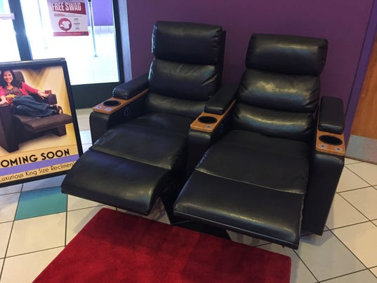 Luxury Recliners luxury recliners, reserved seating coming to regal green hills theater