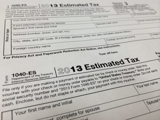 Irs Penalizes More Earners For Mistakes, Underpayment In Estimated