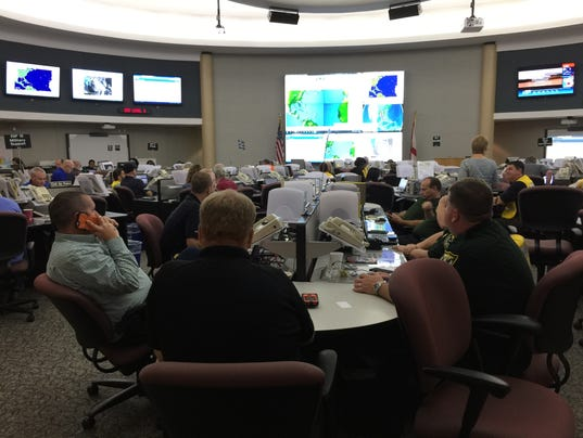 Escambia County Emergency Operations Center