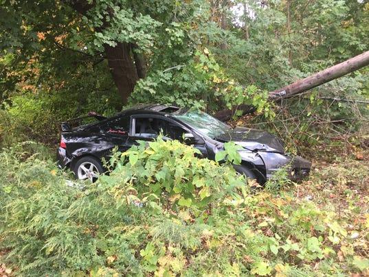 Westchester Avenue crash