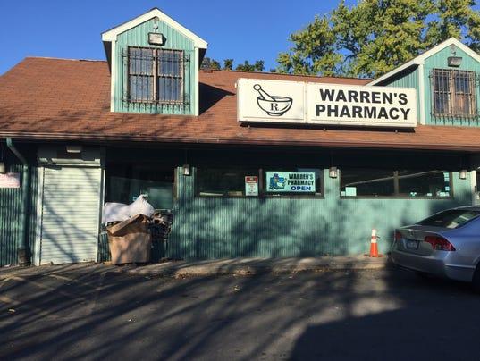 Warren's Pharmacy