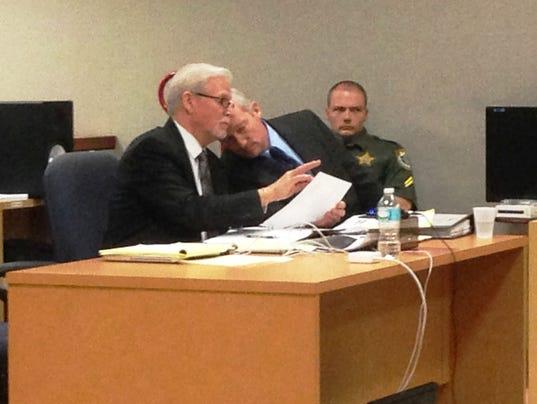 William Woodward murder trial