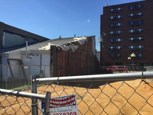 Millville demolition