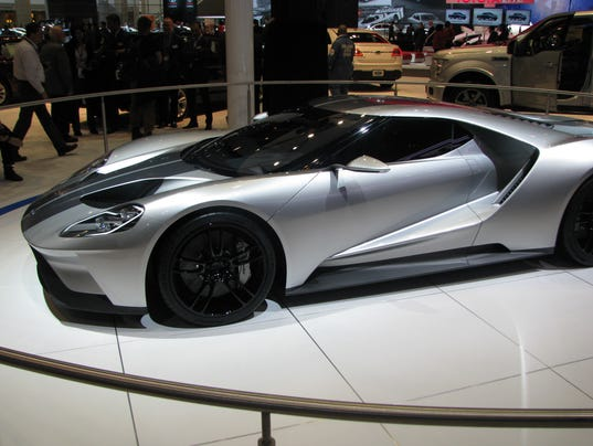 fords gt american supercar to be built in canada