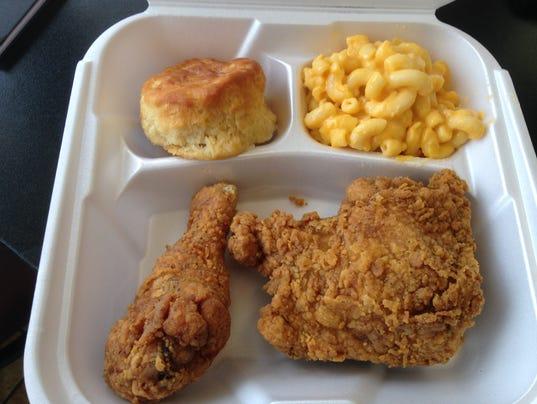 Fast Food Chicken Restaurants In North Carolina
