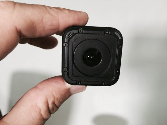 Review New GoPro Hero 4 Session Easy To Use But Quality