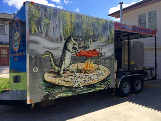 Gators Food Truck