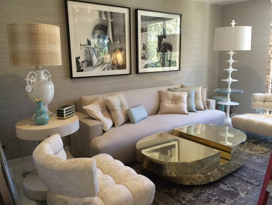 Celeb Designers Spruce Up Show House For Mod Week