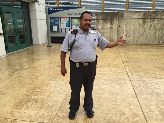 Lafayette adds downtown security patrol officer