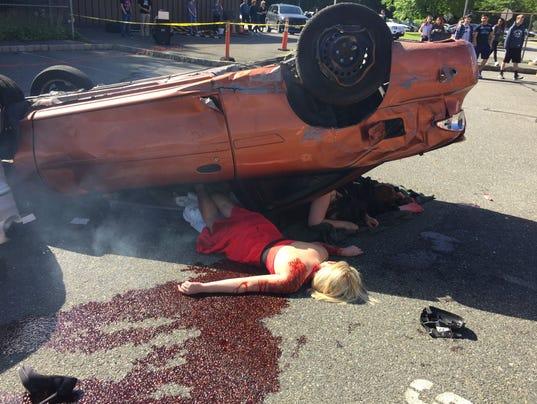 Prom Car Accident