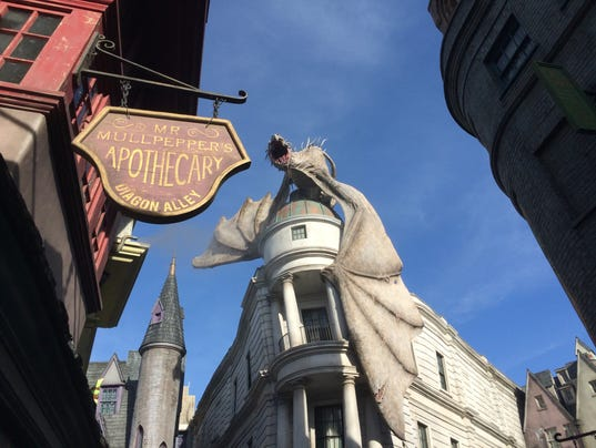 Which universal studios is better hollywood or orlando with a wizarding world of harry potter now open in california is it worth visiting the original in florida ccuart Gallery