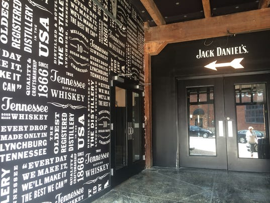 jack daniel 39 s nashville retail store opens. Black Bedroom Furniture Sets. Home Design Ideas