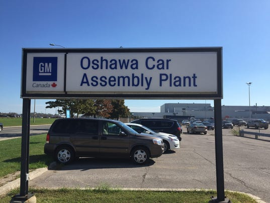 Gm canada workers to get raises 6 000 signing bonus in for General motors washington dc