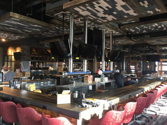 Barrel house to open next week