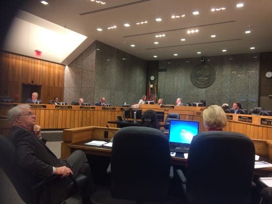 Shelby County Commission Discusses Compensation Study