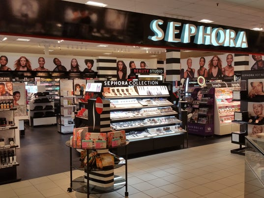 Liner up for grand opening of Sephora Inside JCPenney