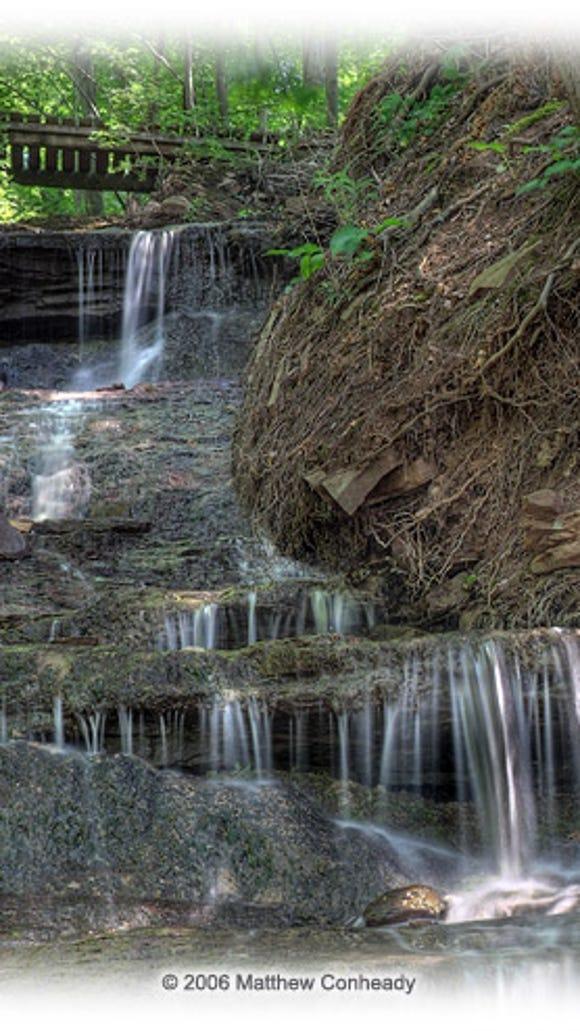 Linear Park Cascades