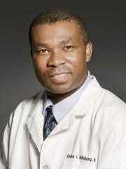Emeka Acholonu is a general and bariatric surgeon with