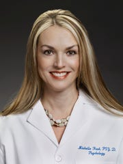 Michelle Hunt is a psychologist and licensed clinical