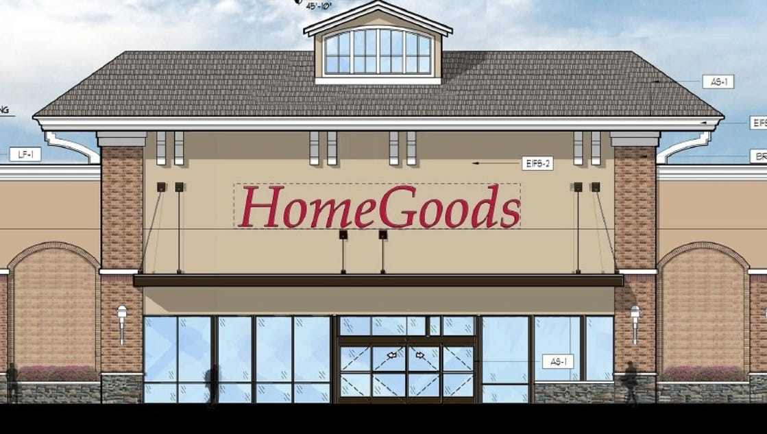 Homegoods store approved for murfreesboro for Home goods mobile