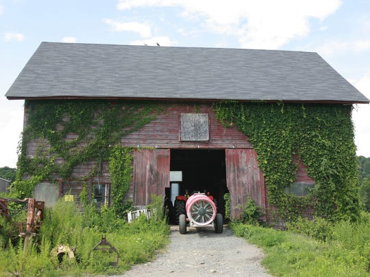 The Concklin family has owned the farm since 1712.