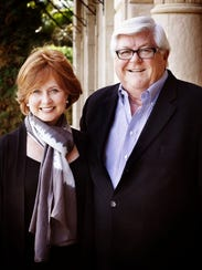 Grace and Ken Evenstad, the founders and owners of