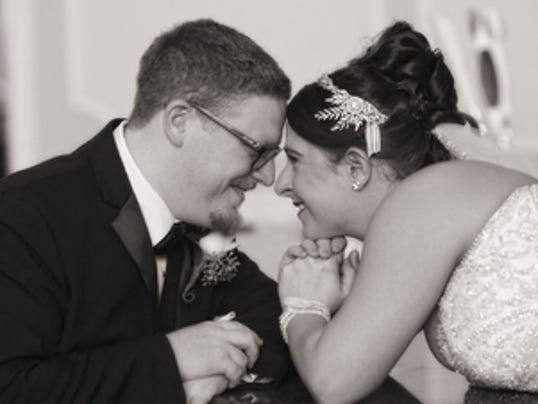 Weddings: Patrice Habermann & Jason Roche