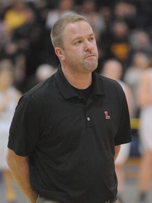 Lenape's Rob Hummel is the Girls' Basketball Coach of the Year for 2015-16.