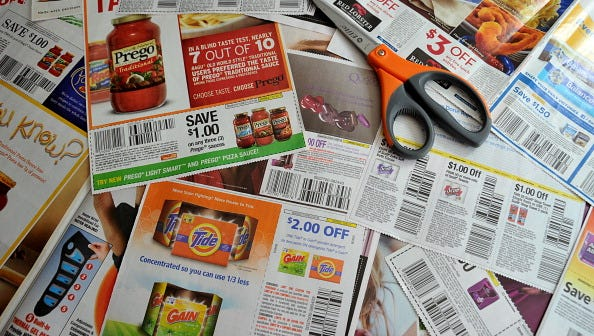 Brevard Schools will be selling coupon books.