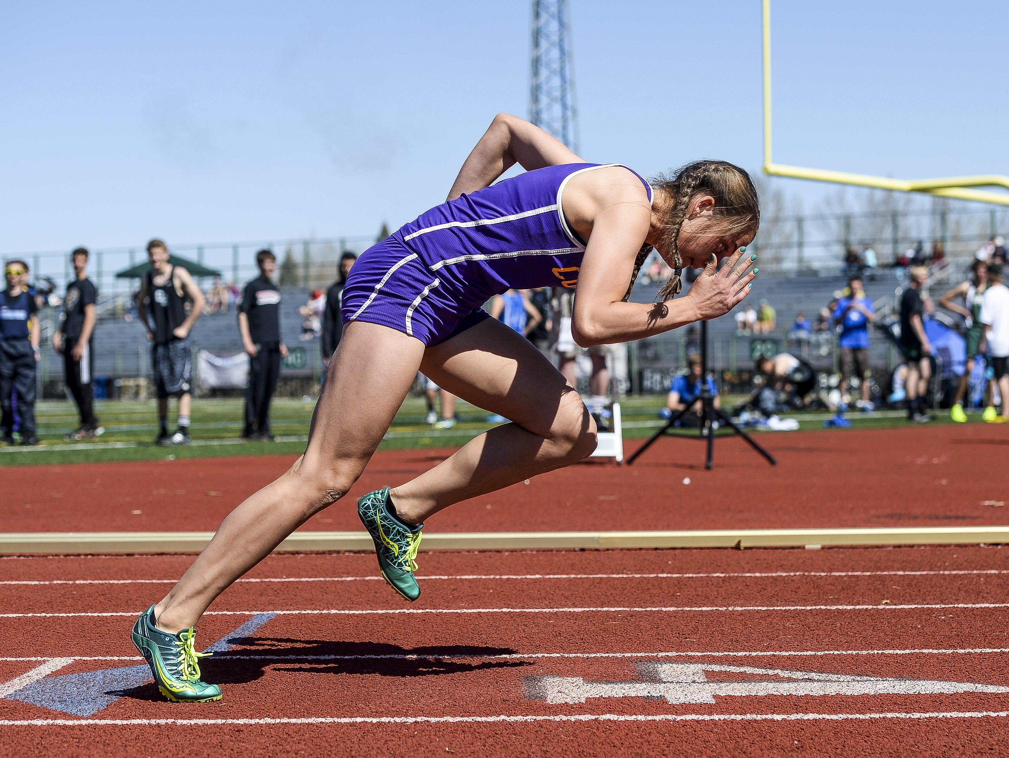 Fort Collins High School track and field athlete Becca Schulte will sign on Wednesday to compete at Vanderbilt University.